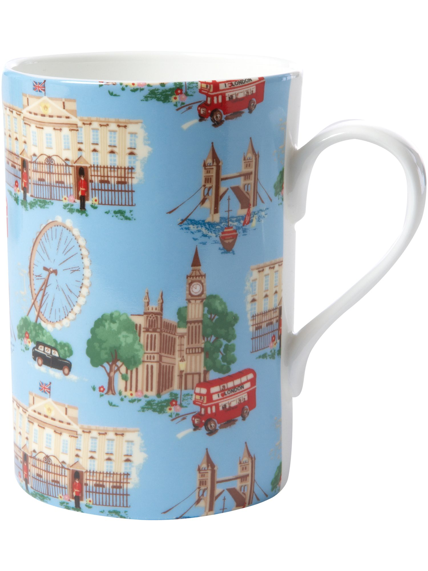 London chintz mug