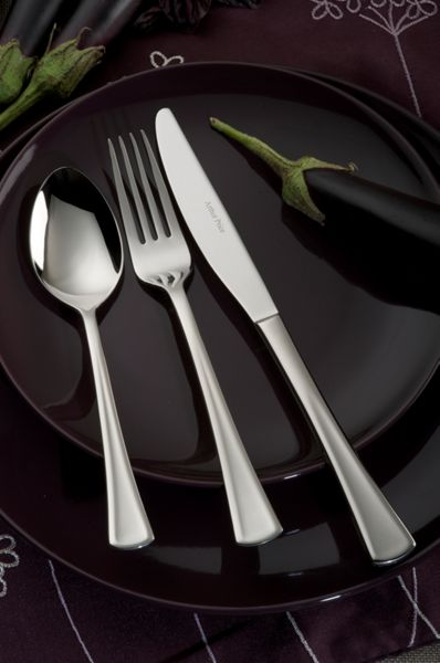 Arthur Price Apollo stainless steel 7 pce place setting