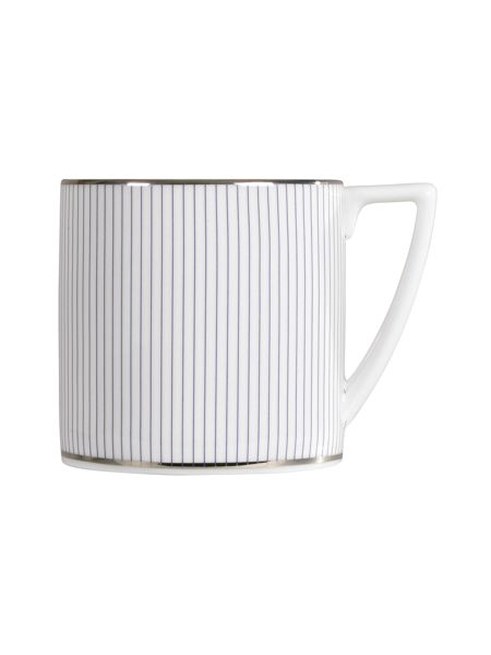 Wedgwood Pin stripe mini mug