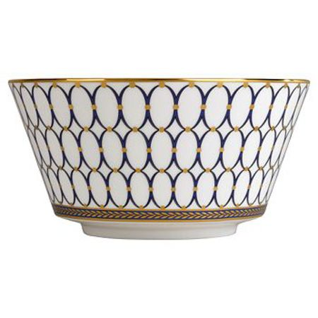 Wedgwood Renaissance gold cereal bowl