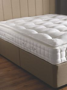Hypnos Sleepcare pillowtop 1400 king size divan set