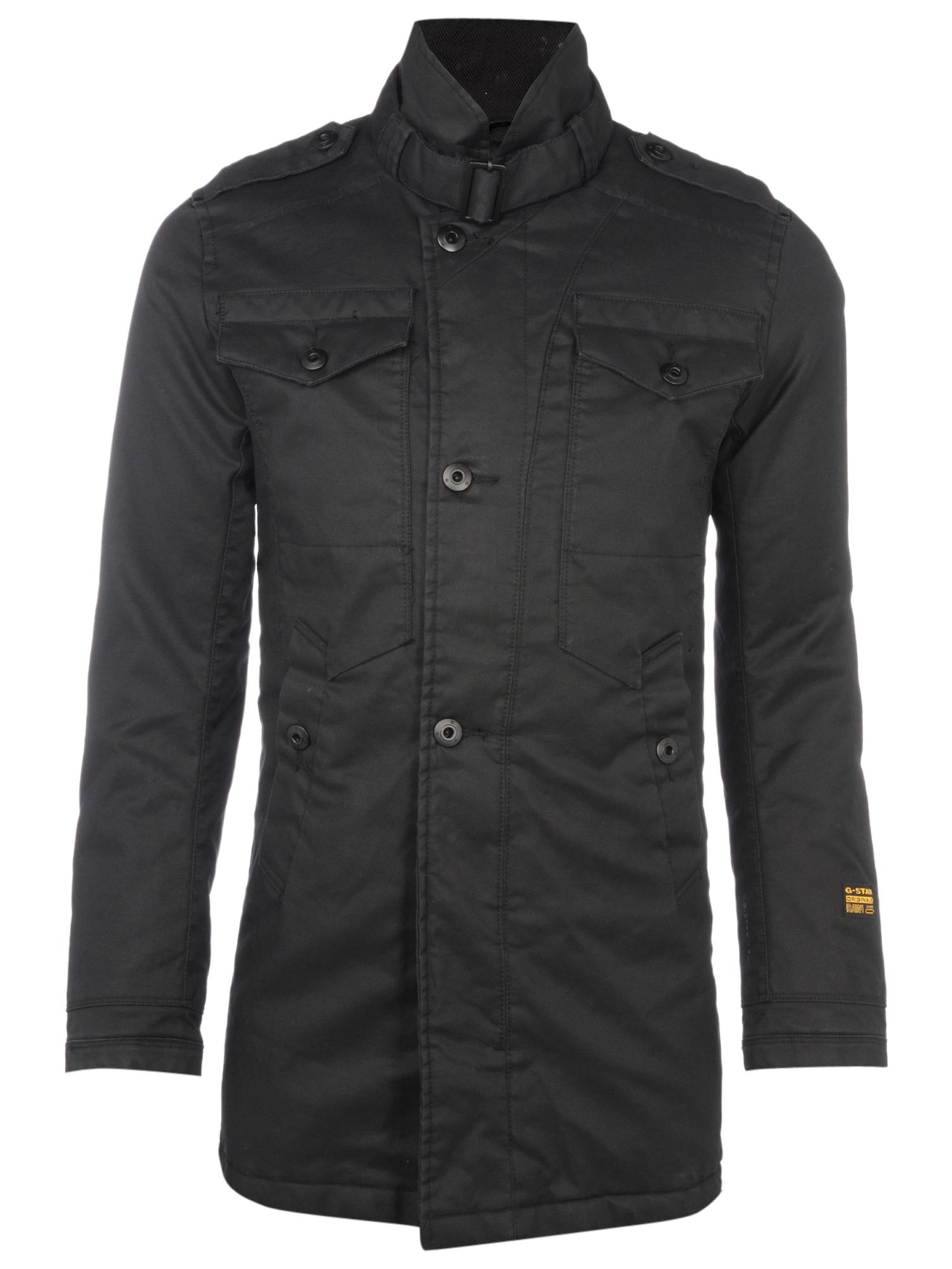 star fleet trench coat mid length casual jacket clean with soft. Black Bedroom Furniture Sets. Home Design Ideas