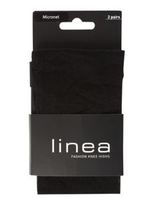 Linea Micronet knee high