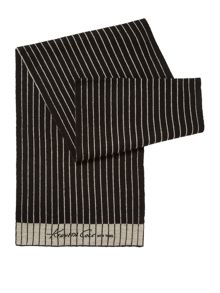 Kenneth Cole Reverse stripe scarf