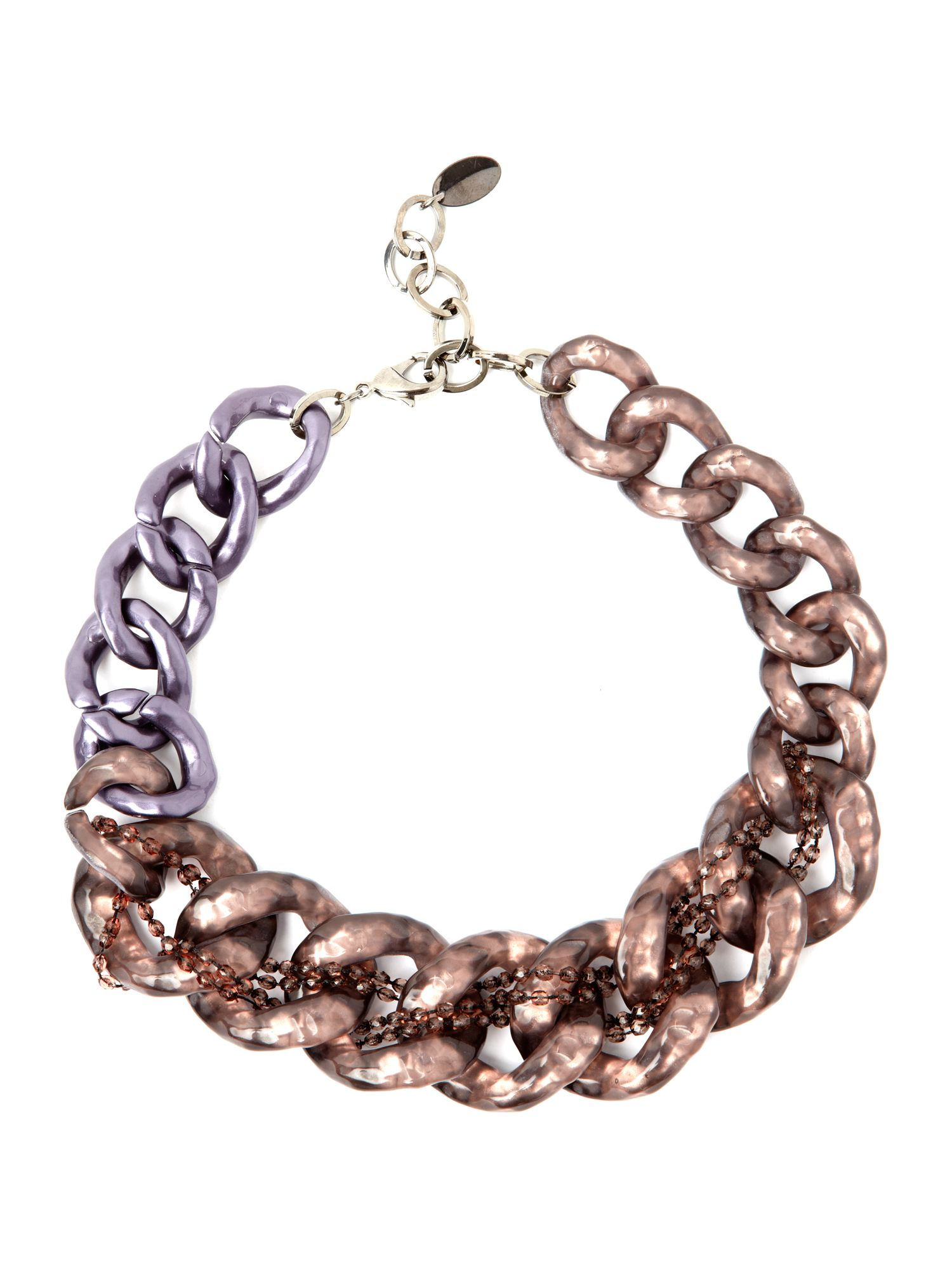 Pied a Terre Bead twist chain necklace product image
