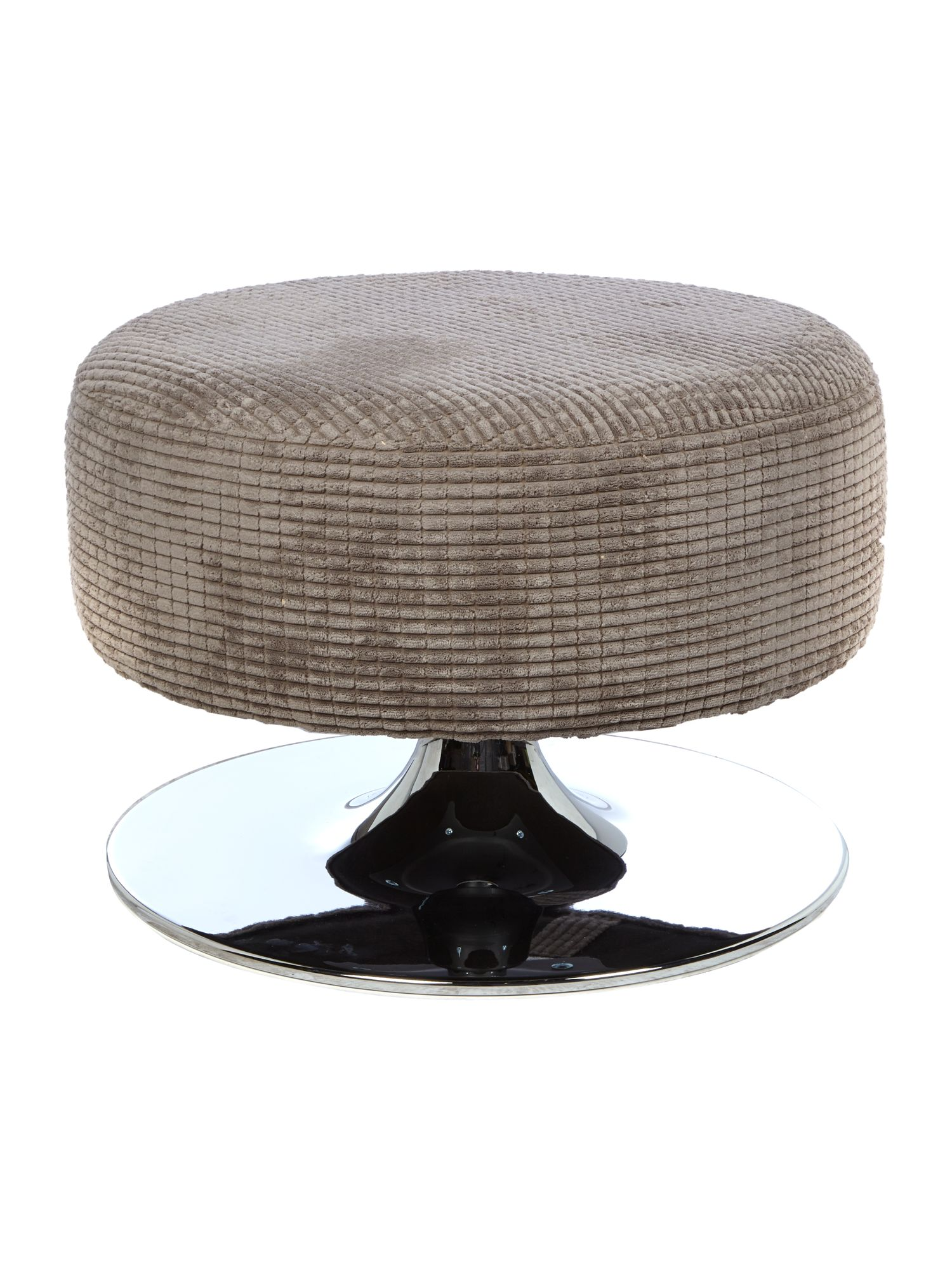 Roma swivel stool mink