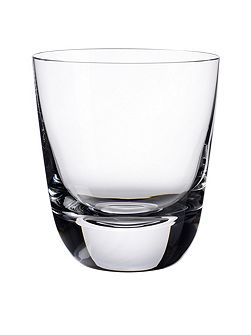 American bar straight double tumbler