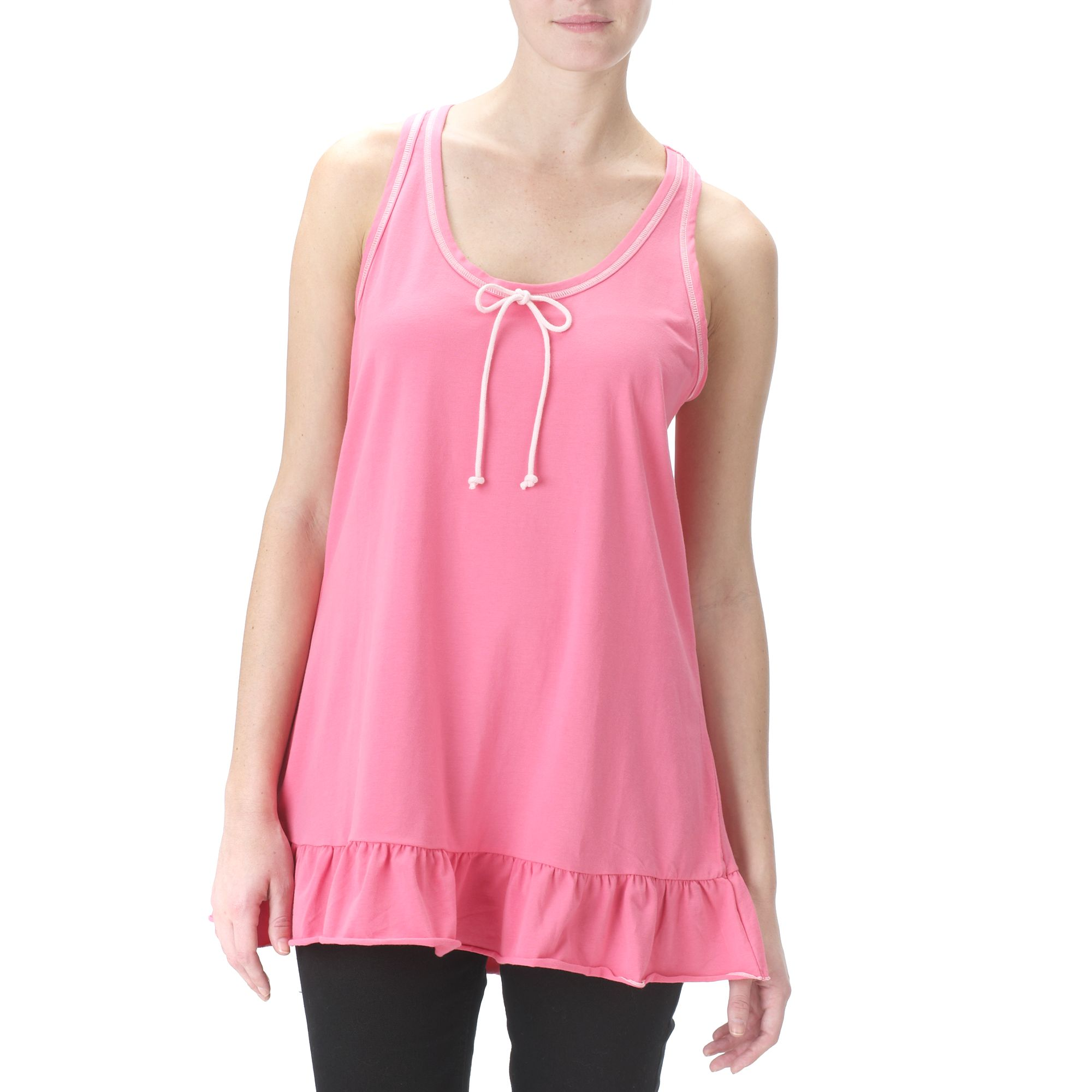 Therapy Frill Me Chemise - Pink 10,10,16,16,8,8 product image