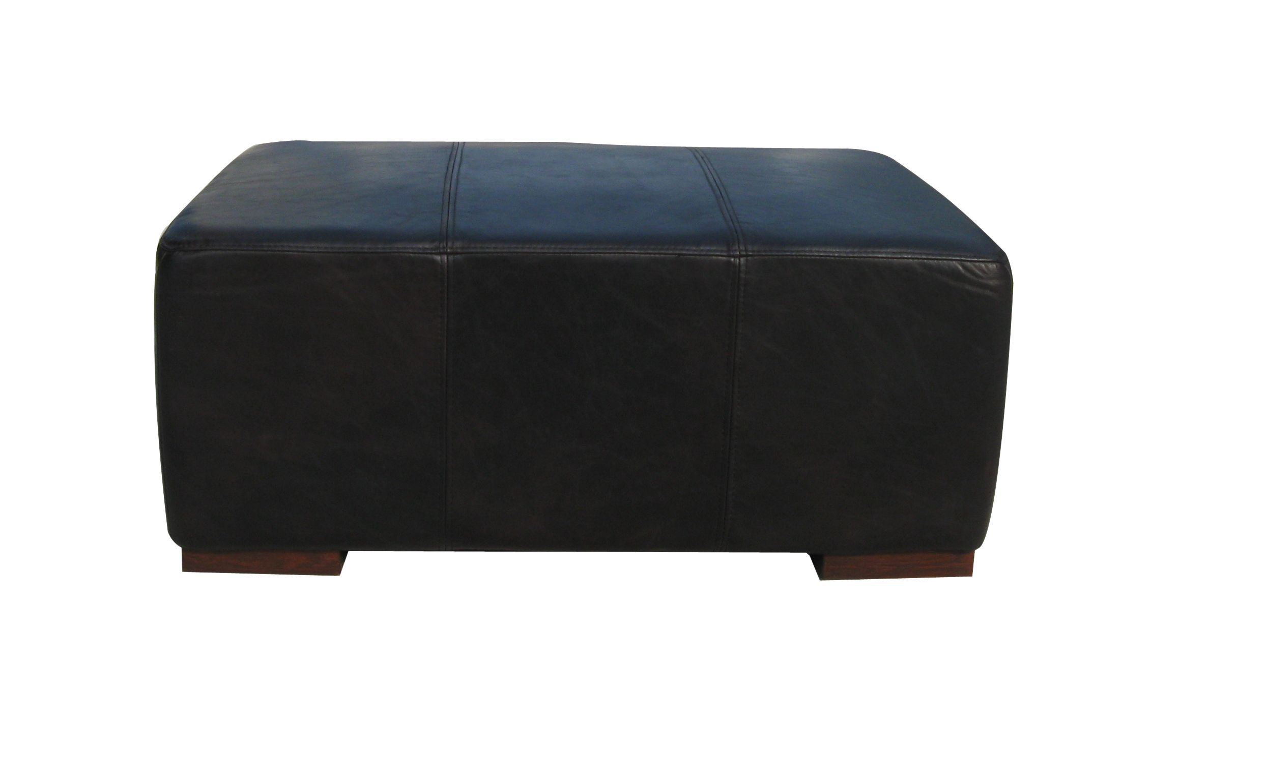 Colorado footstool black