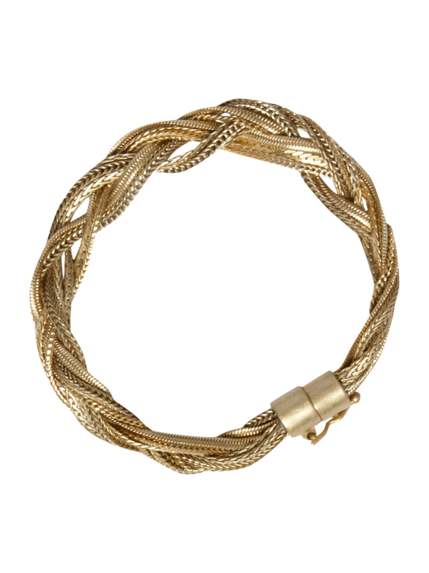 Episode Twisted chain bracelet product image