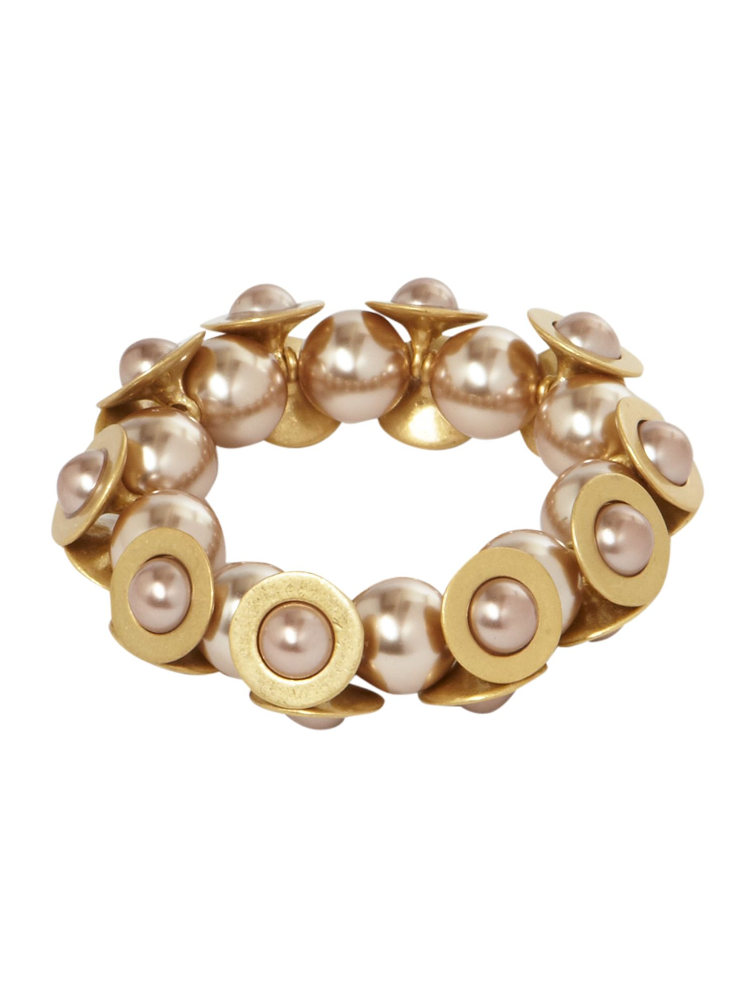 Episode Pearl cluster stretch bracelet product image