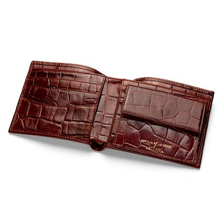 Aspinal of London Coin Wallet