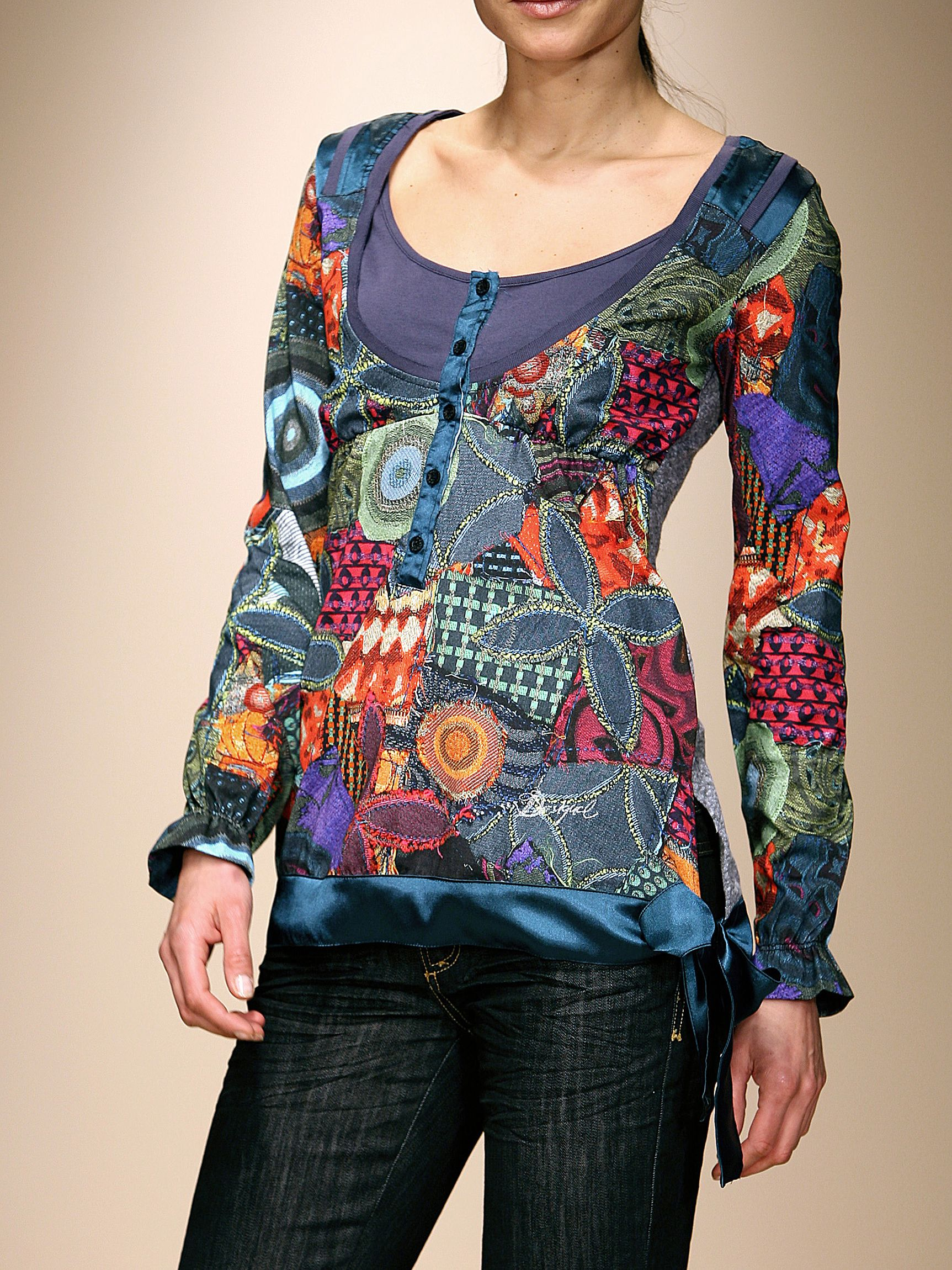 Desigual T-shirt conocida Green product image