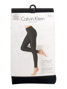 80 Den Ultra fit microfibre legging