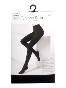 Calvin Klein Ultra fit 80 denier opaque tights