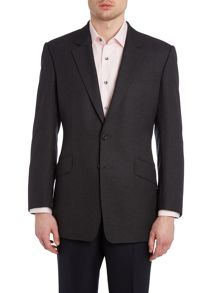 Chester Barrie Plain hopsack suit jacket