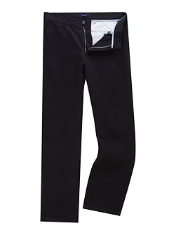 Men's Gant Flat front chino trousers