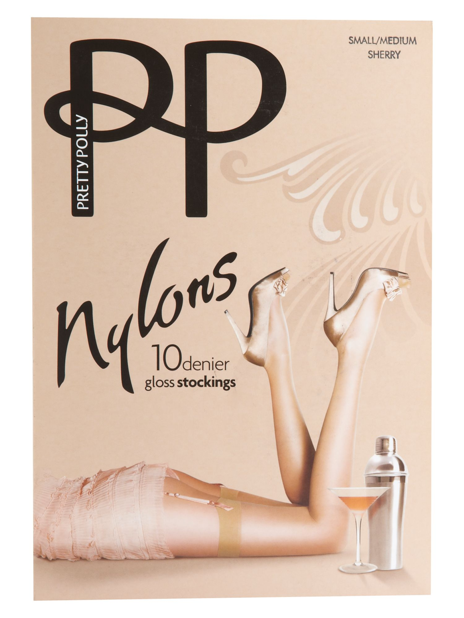 10 den nylon stockings