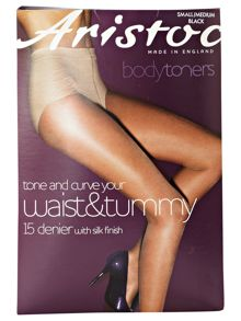 Aristoc Bodytoner high leg 15 denier tights