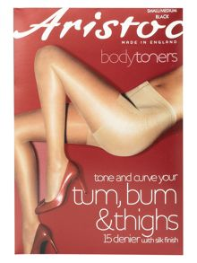 Aristoc 15 den lower leg toner tights
