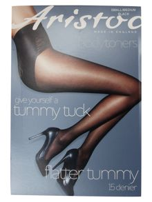 Aristoc Bodytoner tummy tuck 15 denier tights