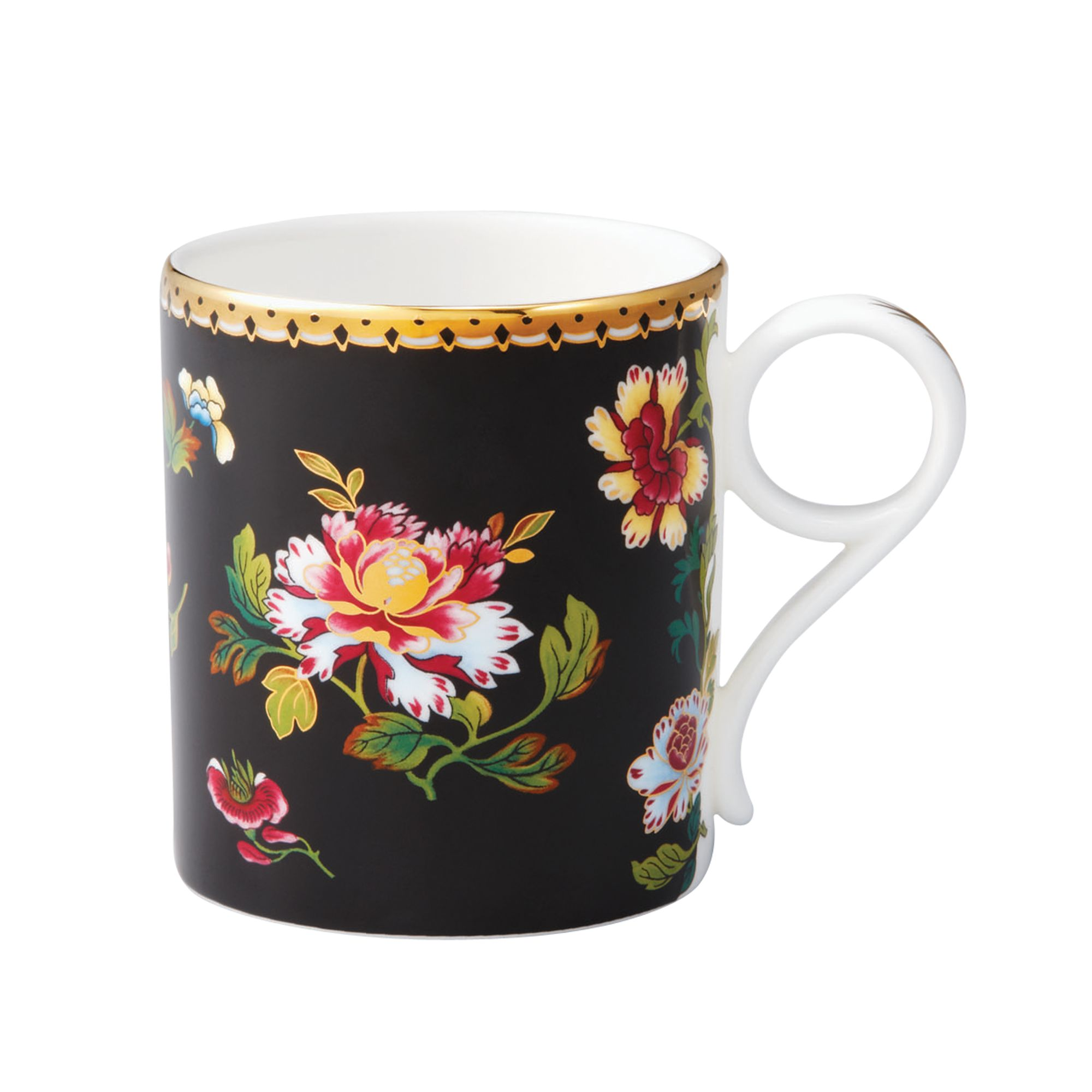 Archive Collection  Velvet Peony Mug