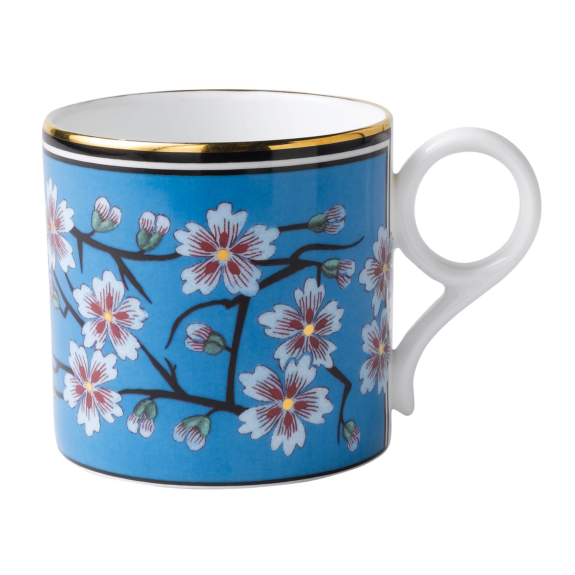Archive Collection Blue Blossom Mug