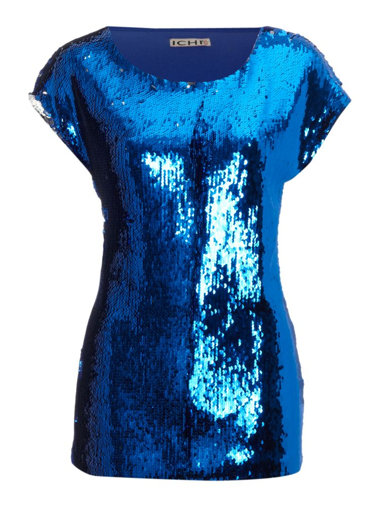 Ichi-Sequin-Front-Top-In-Cobalt