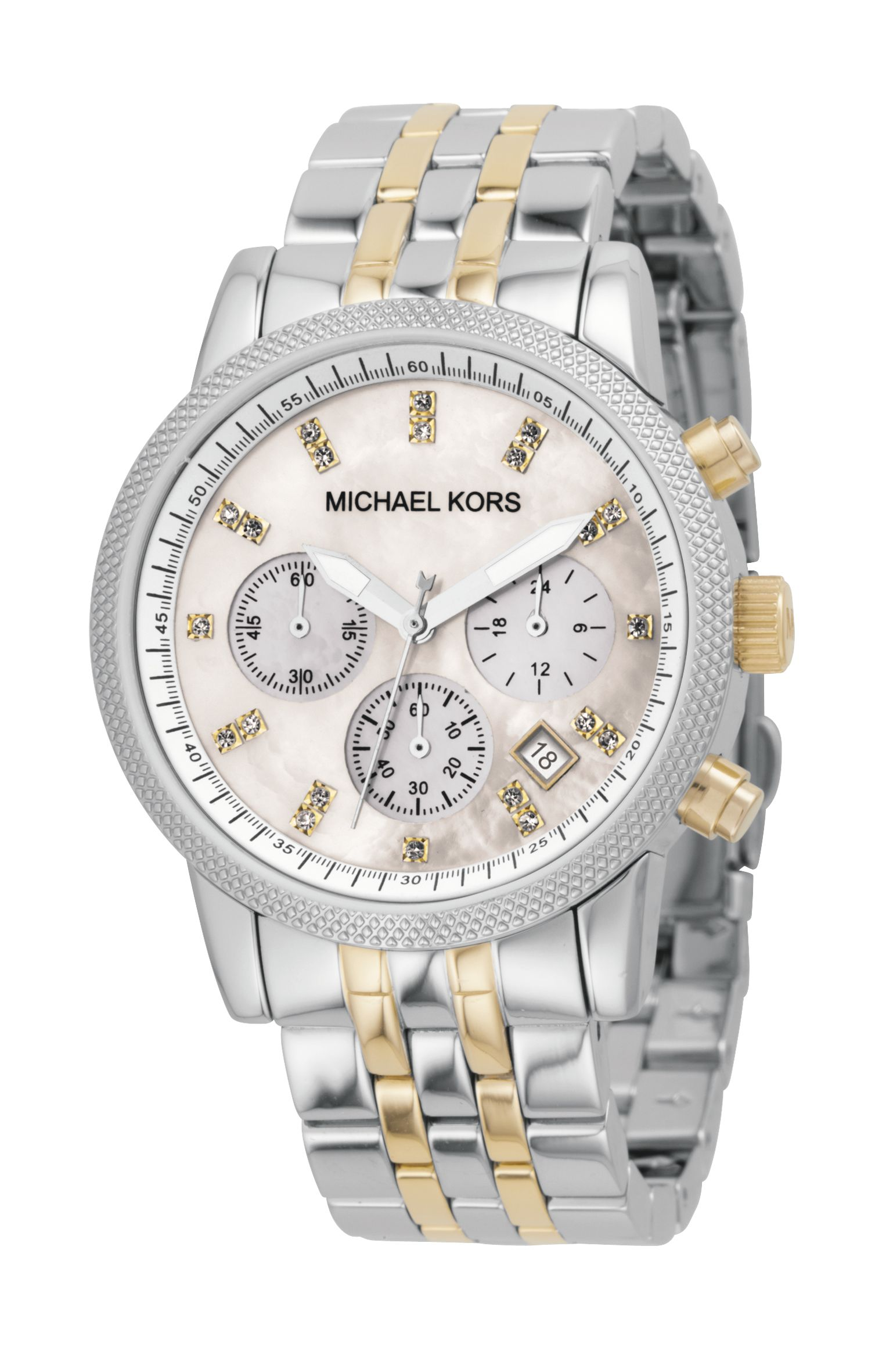 MK5057 Stainless Steel Ladies Watch