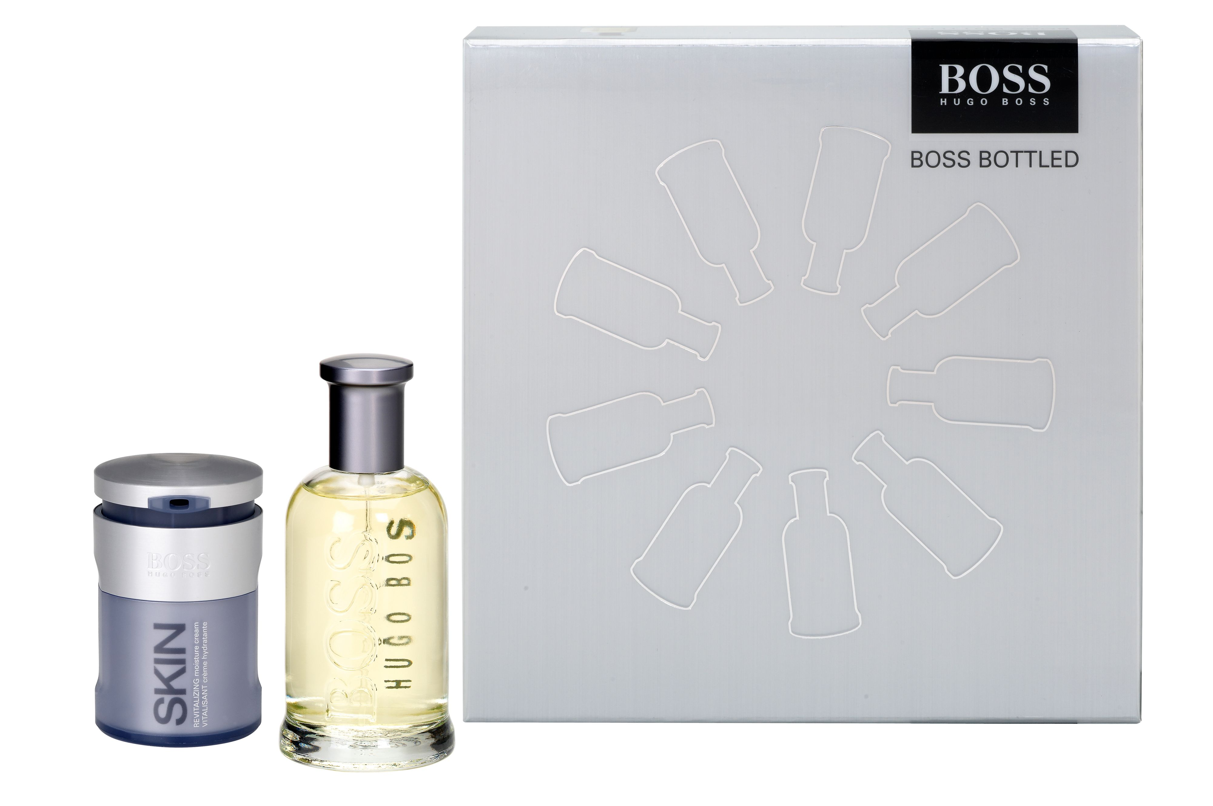 Boss Bottled & Skin Gift set