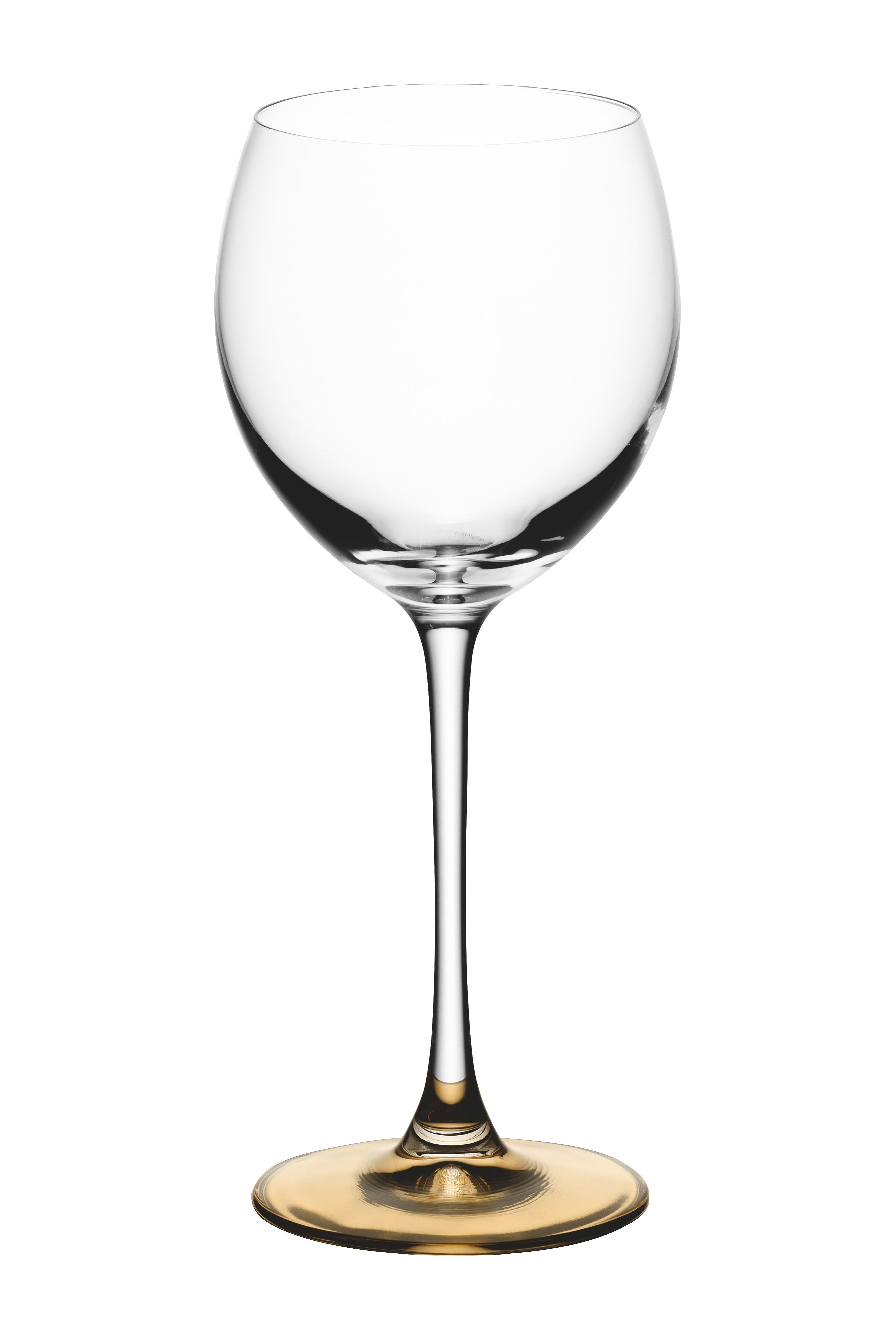 Coro gold wine glass, set of 4