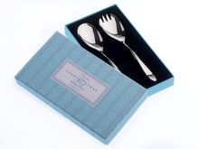Arthur Price Sophie Conran stainless steel salad servers(Pair)