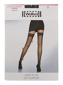 Miss W leg support 30 denier hold ups