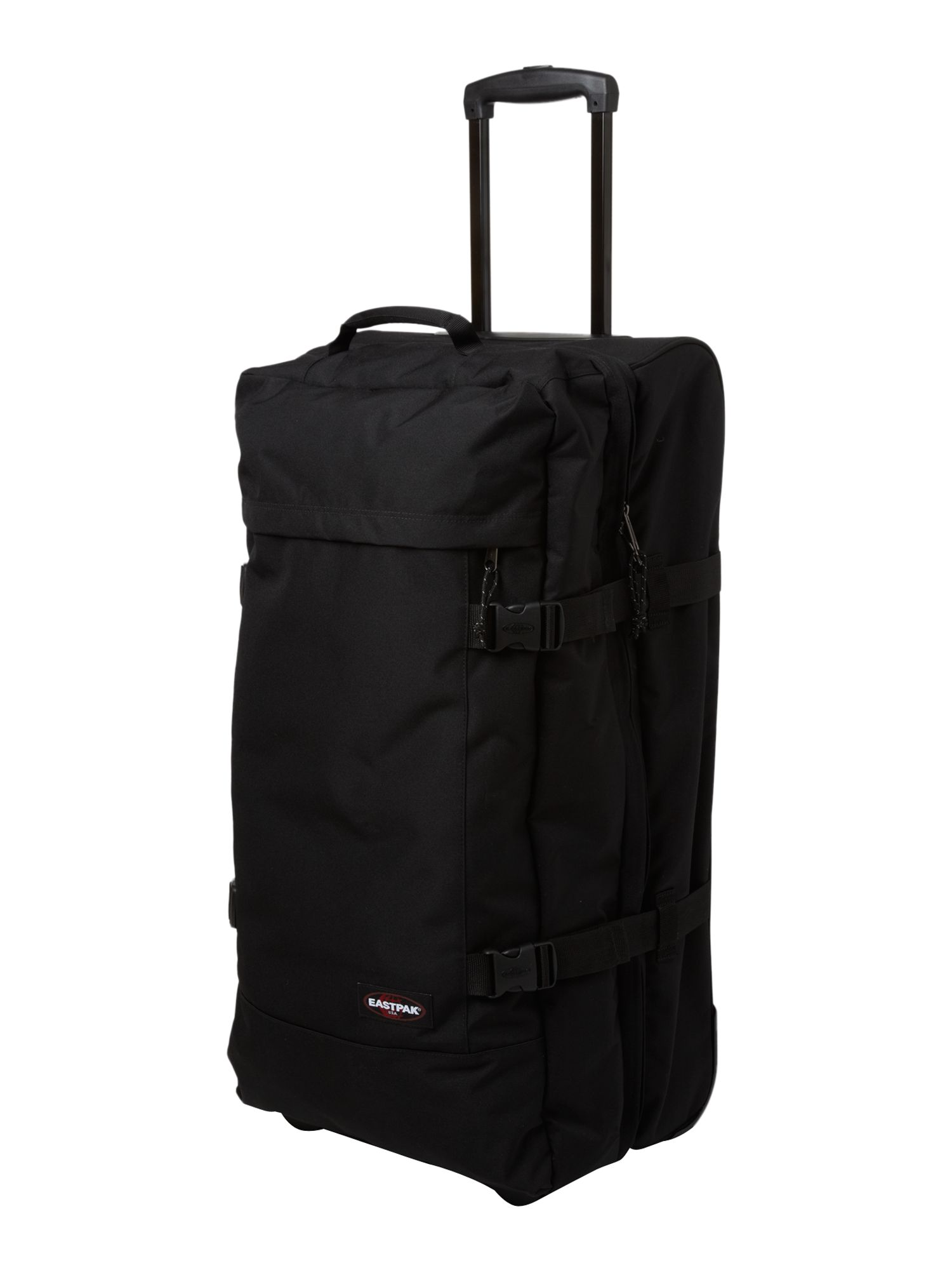 Transfer L Black Trolley Bag