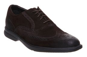 Rockport Arratoon heavy brogue shoes