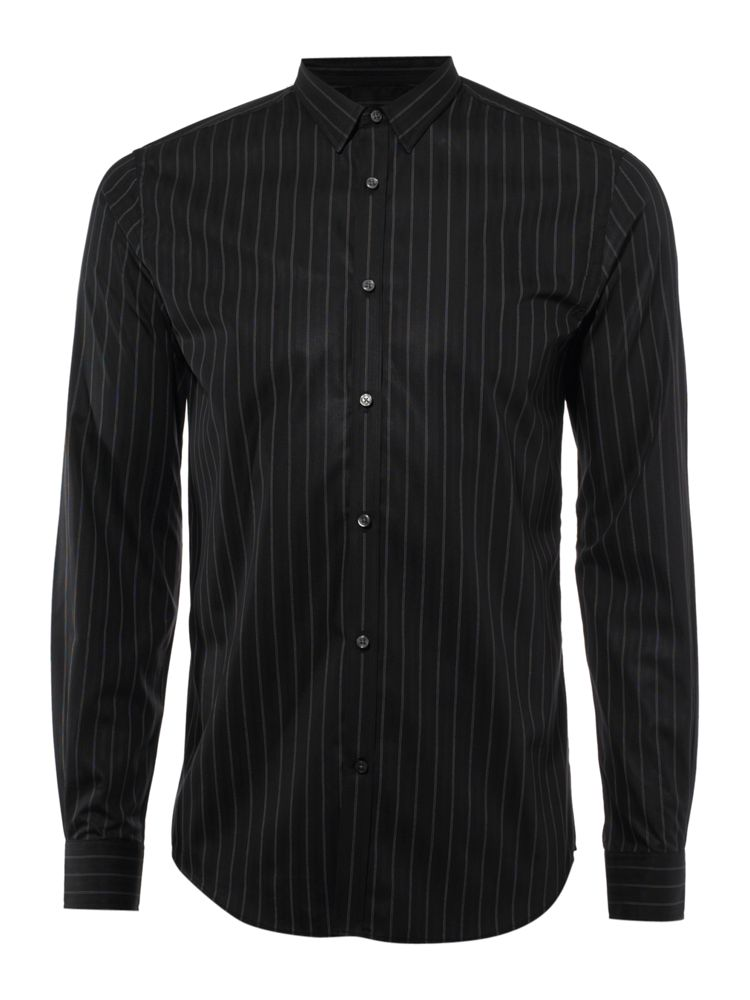 Kenneth-Cole-Shadow-Stripe-With-Twin-White-Stripe-Formal-Shirt