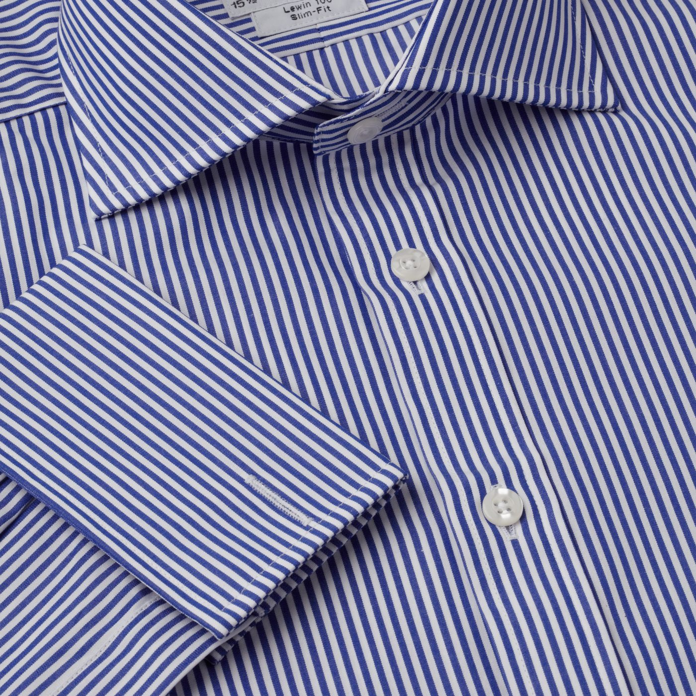 Bengal stripe Windsor shirt