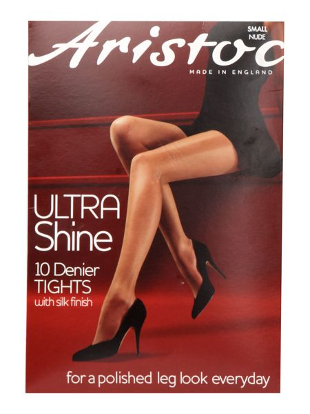 Aristoc Ultra shine 10 denier hold ups