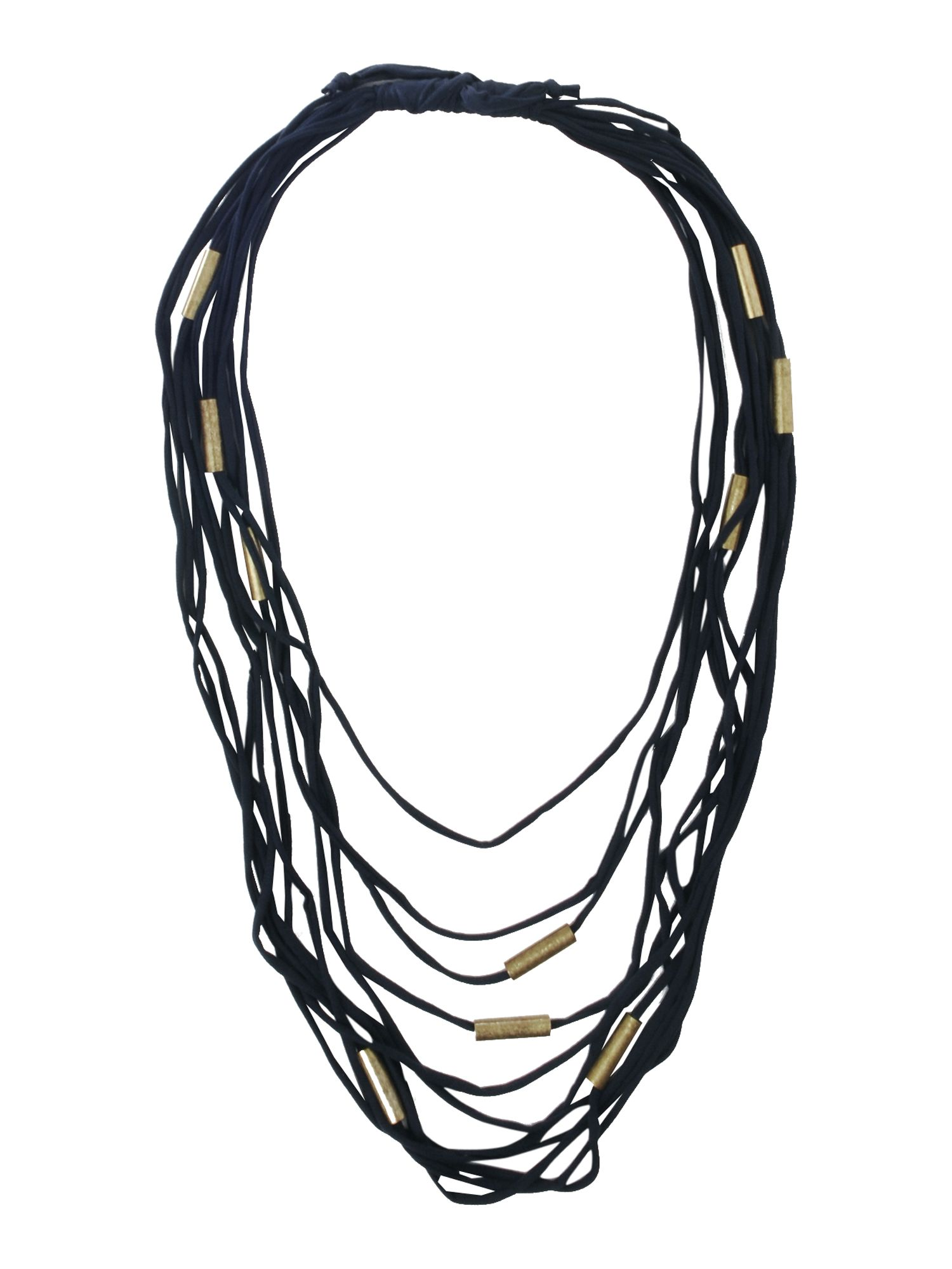 Jersey Tube necklace