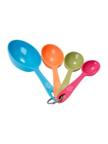 Colourworks measuring spoons