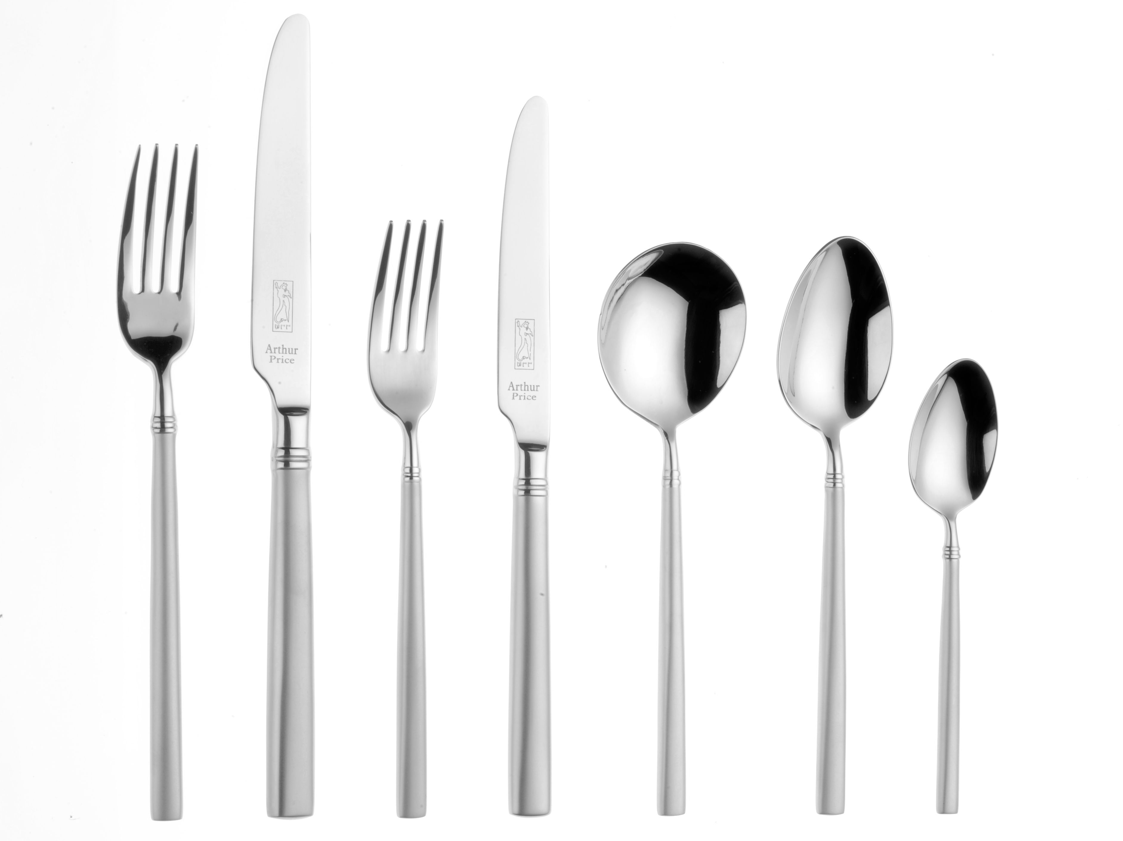 Orb 24 piece boxed cutlery set
