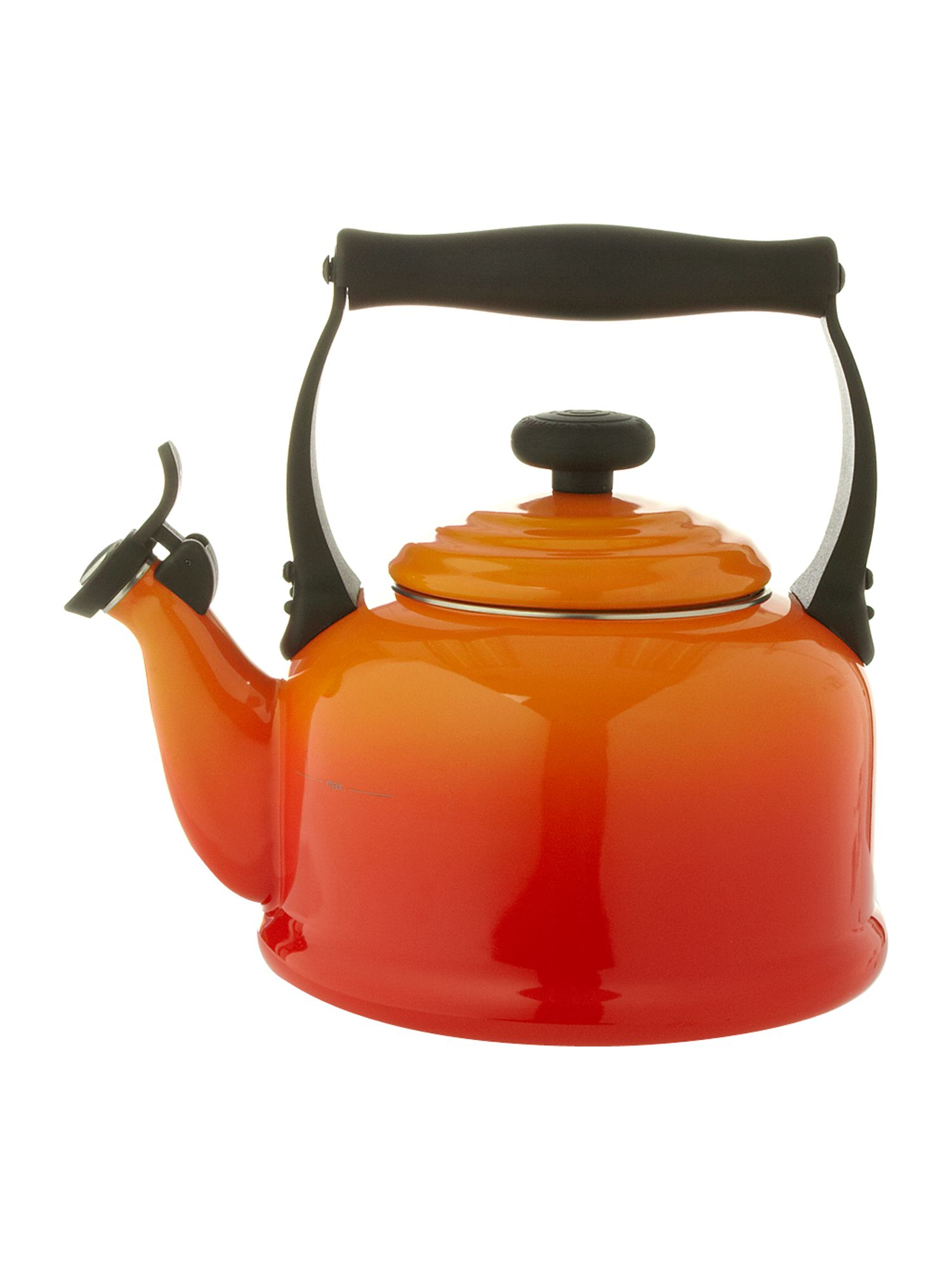 Le Creuset 2.1L Traditional Kettle Volcanic