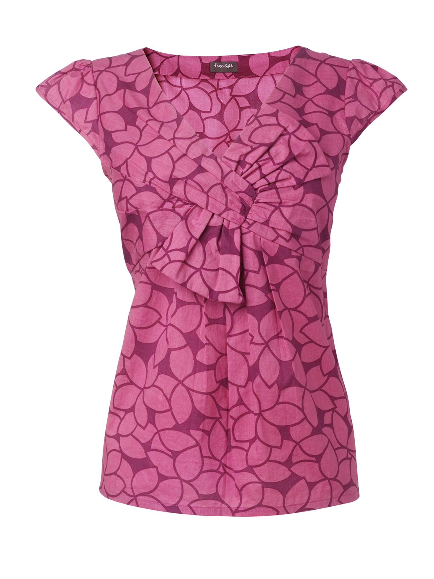 Phase Eight Waterlily blouse - Rose 16,16,18,18 product image