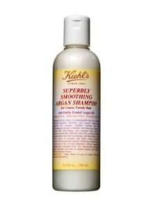 Kiehls Superbly Smoothing Argan Shampoo