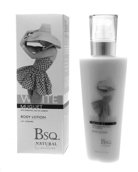 White Muguet Body Lotion 200ml