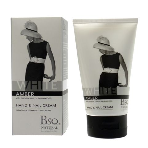 White Amber Hand Cream 100ml