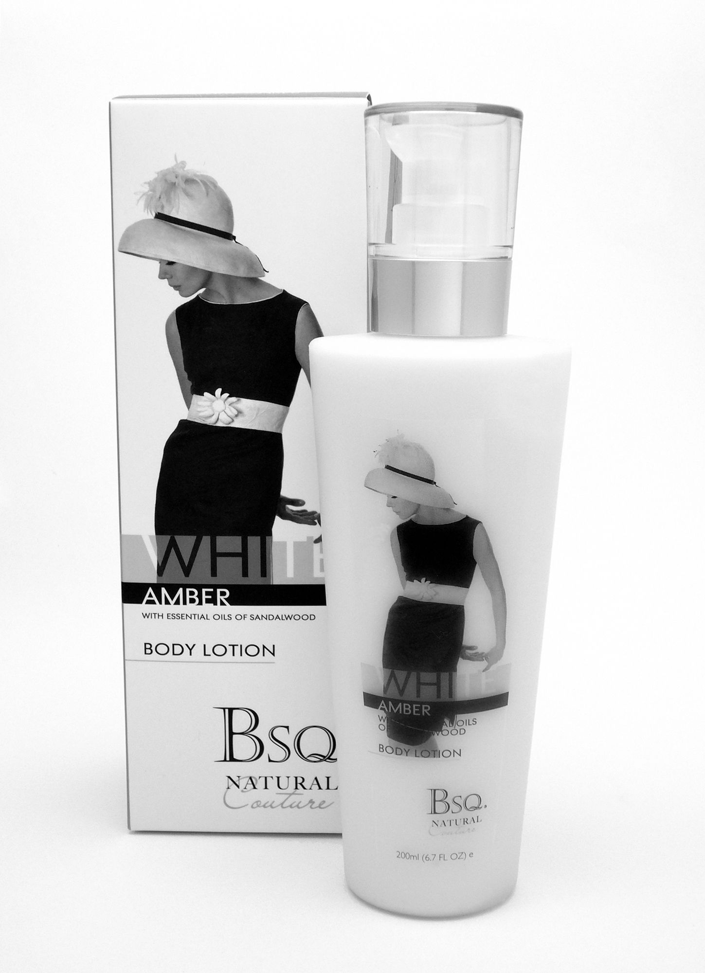 White Amber Body Lotion 200ml