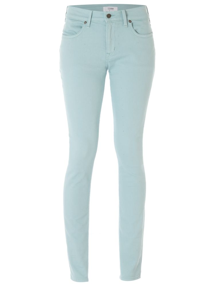 Linea-Weekend-Pastel-Denim-Jeans-In-Mint