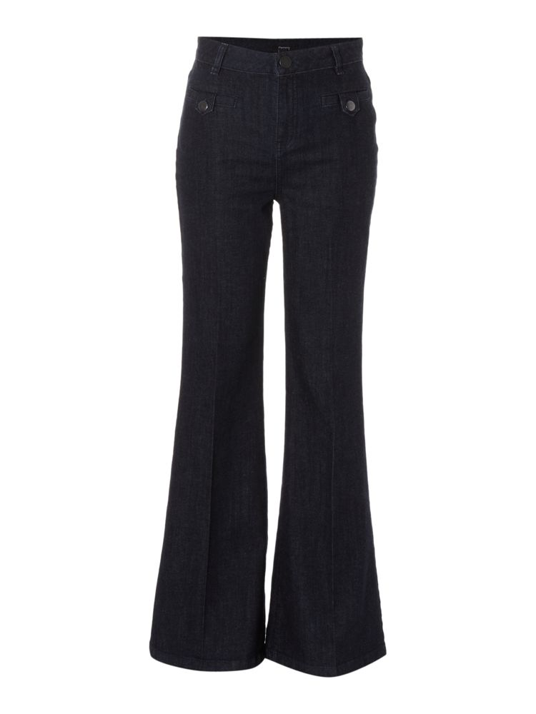 Therapy-High-Waisted-Jeans-In-Blue-From-House-of-Fraser