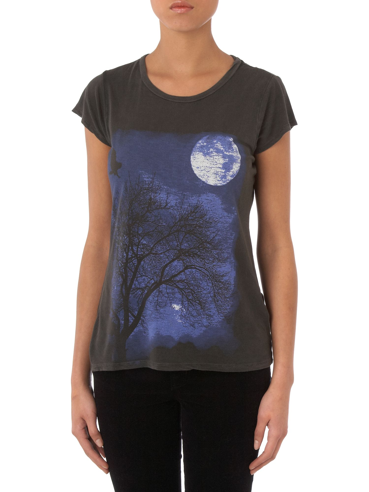 Therapy Moonlit woodland t-shirt - Grey 8,6,14 product image